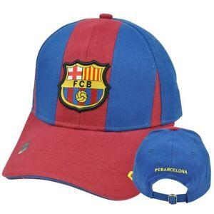Details about Rhinox Soccer Spain Espana C1E06 Barcelona Gorra Shield FCB  Barca Panels Hat Cap 0f8d6a2bef3