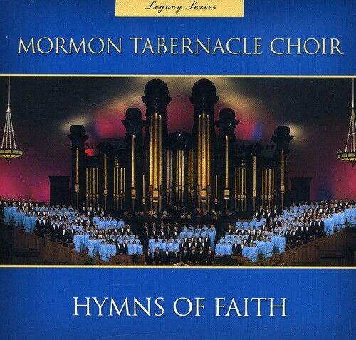 Mormon Tabernacle Ch - Legacy Series Hymns of Faith 1 [New CD]