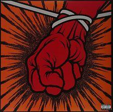 St. Anger [180g 45rpm 4LP] [PA] by Metallica (Vinyl, Jun-2011, 4 Discs, Warner B