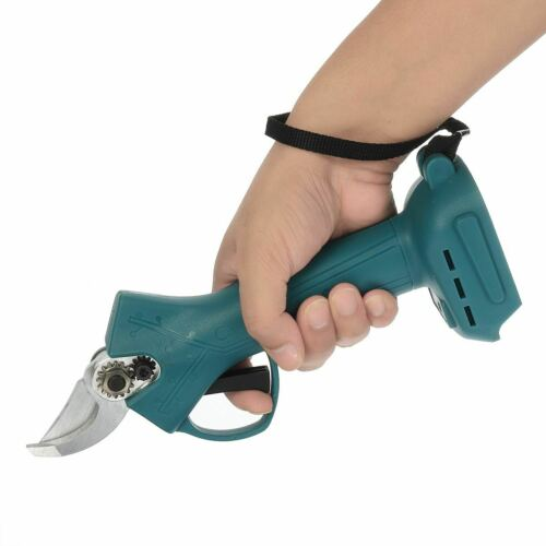 For Makita Battery 30mm Electric Cordless Pruning Shears Scissor Cutter Pruner