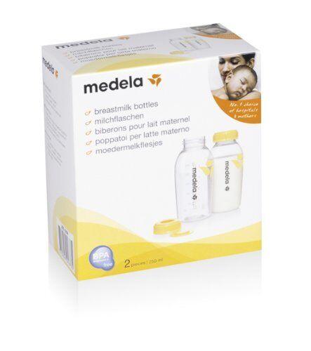 Medela 250 ml Bpa-Free LAIT MATERNEL Flacons 2-pack