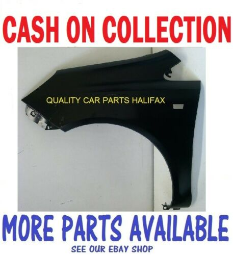 2007-2014 VAUXHALL CORSA D NEAR PASSENGER NSF SIDE FRONT WING 3 AND 5 DOOR