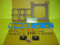 Rebuild Kit For Holley 850 4150 Mechanical Secondary W/power Valve Blue 50cc