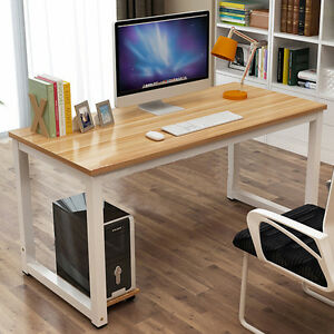 Mdf Board Computer Desk Home Office Writing Table