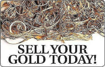 GOLD JEWELLERY BUYERS. WE COME TO YOU AND PAY THE BEST PRICES FOR YOUR UNWANTED GOLD ITEMS.