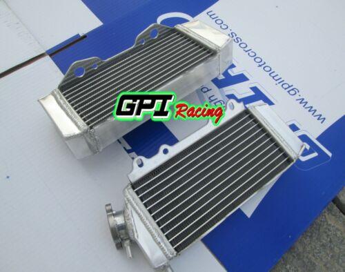 for Suzuki RM-Z250//RMZ250 2005 2006 aluminum alloy radiator /&  hose
