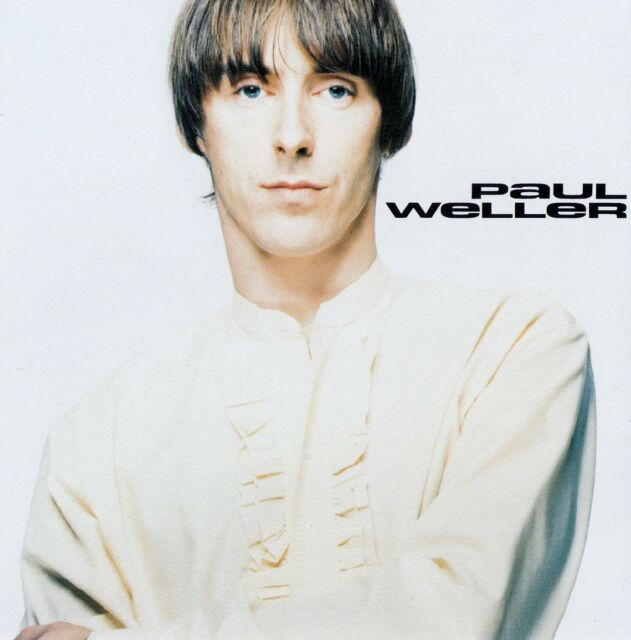 PAUL WELLER : PAUL WELLER / CD - TOP-ZUSTAND