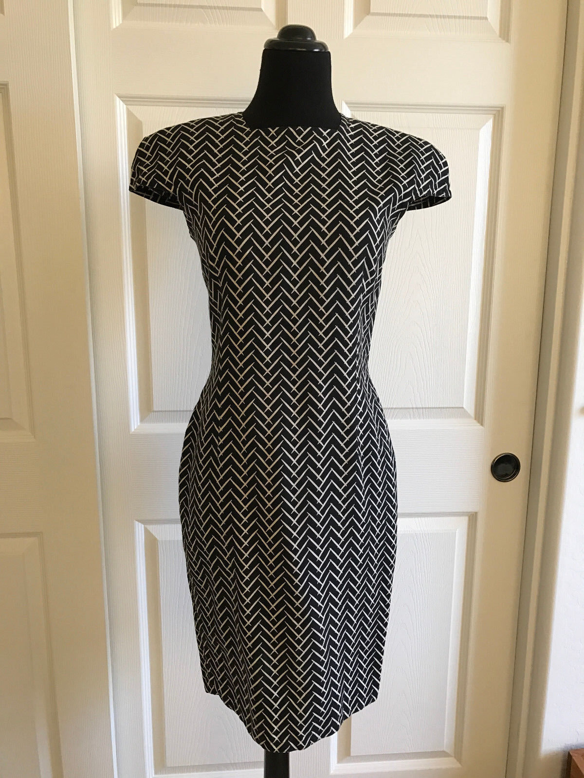 Vintage Gianni Versace dress Made in  SZ 38