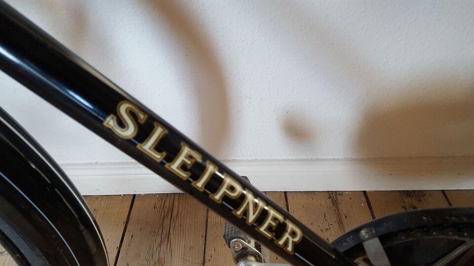 Herrecykel, andet mærke Veterancykel af mærket Sleipner,