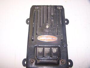 Delco Altermator Voltage Regulator 1118447