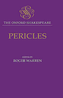 Pericles by Shakespeare, William -ExLibrary