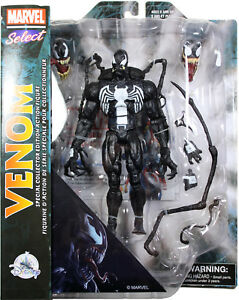 Marvel-Select-VENOM-EXCLUSIVE-ACTION-FIGURE-COMIC-VERSION-DST-Diamond