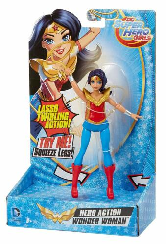 DC Super Héros Wonder woman Harley Quinn Action Figure Doll dossier spécial