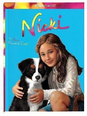 Nicki (American Girl) by Ann Howard Creel