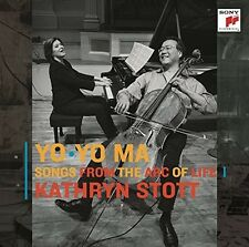 Yo-Yo Ma, Kathryn St - Songs from the Arc of Life [New CD]