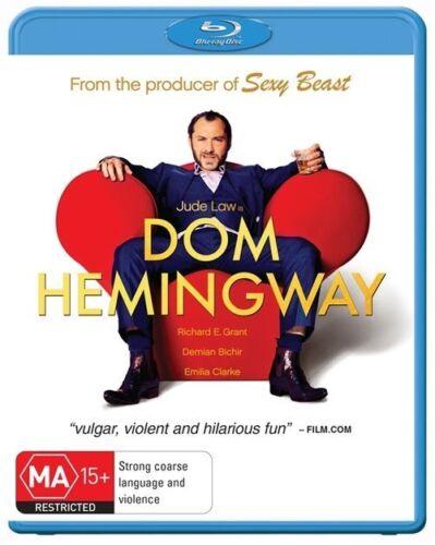 1 of 1 - Dom Hemingway (Blu-ray, 2014)