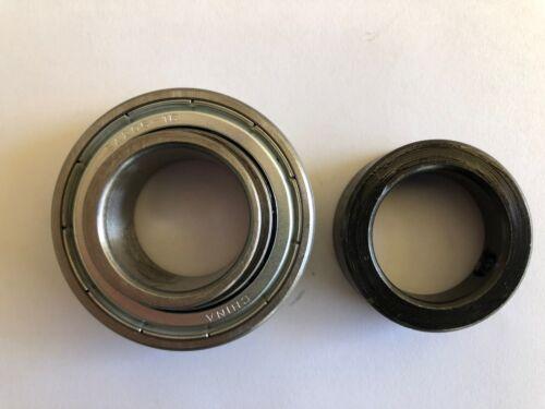 10 pcs SA205-16 insert  bearing with collar