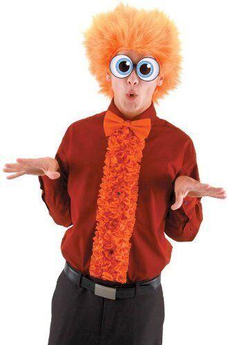Orange One Size elope Insta Tux