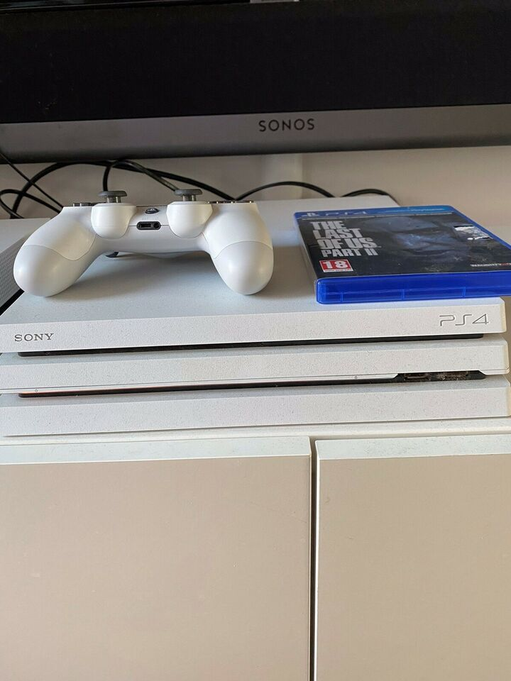 Playstation 4 Pro, PS4 Pro, Perfekt