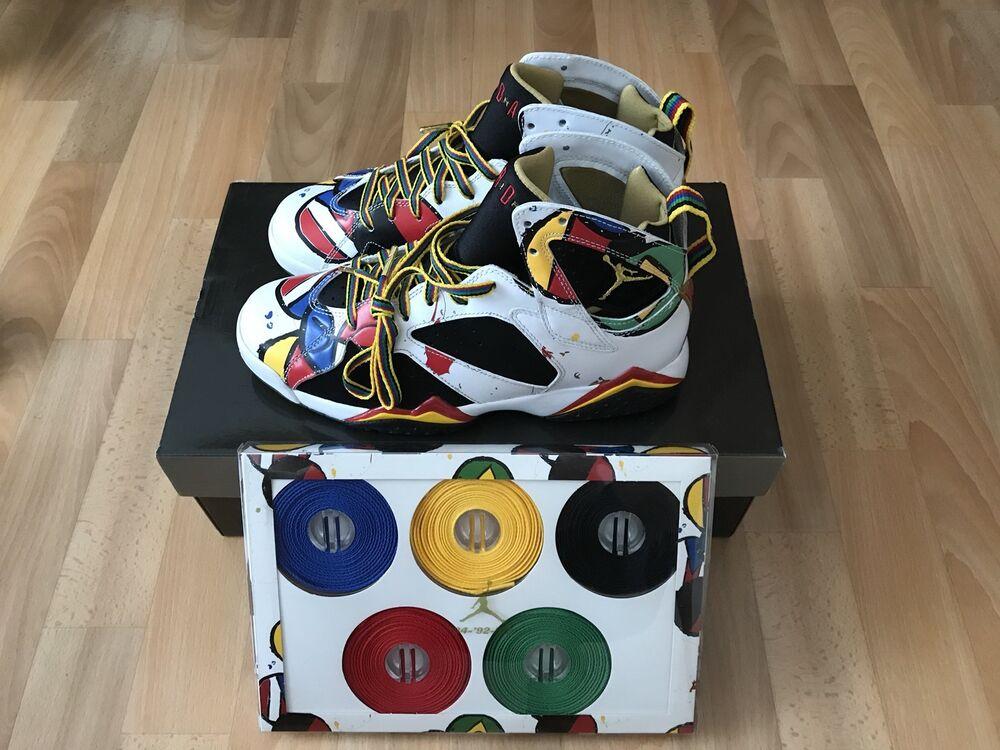 Nike Air Jordan 7 Miro OC eu41 us8 uk7 Deadstock LIMITED-