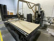 Multicam Mg Series 5 X 10 Cnc Router With Atc Amp Vacuum Pump