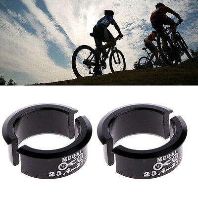 22.2MM to 25.4mm NEW  HANDLE BAR SHIMS FOR BICYCLES