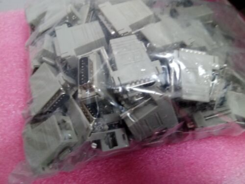50 X RJ45 to DB15 Male Modular Adapter