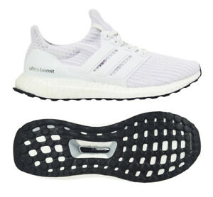Details about adidas UltraBOOST 4.0 Men's Running Shoes White Fitness Gym Walking Boost BB6168