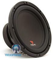Focal Sub P25 10 400w Single 4-ohm Car Audio Subwoofer Clean Bass Speaker