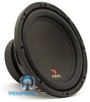 Focal Sub P25 10 400w Single 4-ohm Car Audio Subwoofer Clean Bass Speaker