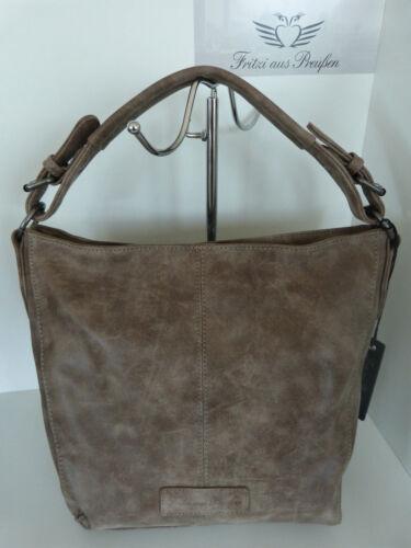 ✿Herbst 1//2017✿Fritzi aus Preußen Shopper Schultertasche Beatriz Vintage Basalt