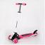 Scoot-Kids-Foldable-3-Flashing-Wheels-Kick-Push-Scooter-Kickboard-T-Bar