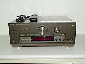 Technics SA-DA10 High-End Dolby Digital AV-Receiver, inkl. FB&BDA, 2J. Garantie