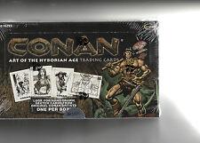 Conan Art of the Hyborian Age sealed box