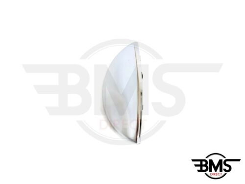BMW Mini One//Cooper//Cooper S Chrome Headlight Washer Jet Cover O//S R50 R53