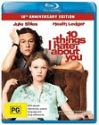 10 Things I Hate About You (Blu-ray, 2010)