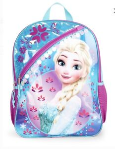Details about Frozen Elsa Kids Girls School