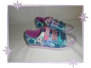 f9c575d3ca5 C - Superbes Baskets Twinkle Toes Chit Chat Lumineux Pointure 34 ...