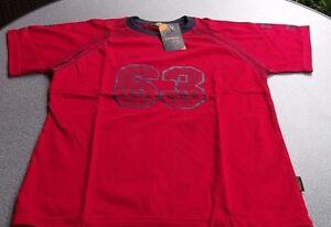Cooles-T-Shirt-Jungen-Kids-von-2-XTREME-Gr-170-rot