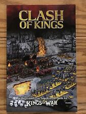 Kings Of War: Clash of Kings - An Organized Play Supplement for Kings of War