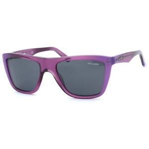 Arnette-Agent-AN-4119-1052-87-Mens-Womens-Purple-Violet-Retro-Rare-Sunglasses