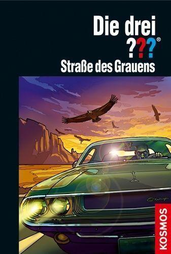Die drei ??? Straße des Grauens von Kari Erlhoff (2013, Gebundene Ausgabe)