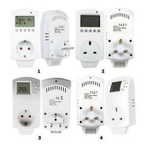 230V-Plug-in-LCD-Thermostat-Room-Electric-Room-Heating-Temperature-Controller