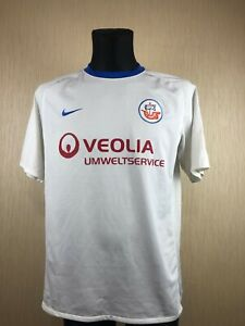 Hansa Rostock 2011 2012 Away Shirt Football Soccer Jersey Nike Mens Size M Ebay