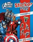 Marvel Avengers Assemble Sticker Play Mighty Activities by Parragon (Paperback, 2015)