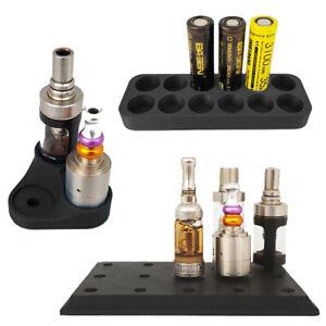 Porta Atomizzatore/Batterie 18650 Vape Stand Atty Atomizer 3D ABS Artigianale