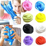 Fluffy Slime Floam ADHD Autism Adult Stress Gag Baby Kids Toys Colorful Mud