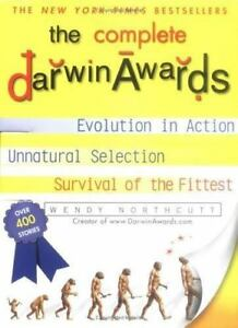 The-Darwin-Awards-Set-by-Wendy-Northcutt-2005-Mixed-Media