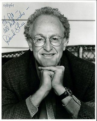 Autograph Inscribed To Pat Special Buy Classical, Opera & Ballet Dedicated David Shire Signed 8x10 Photo
