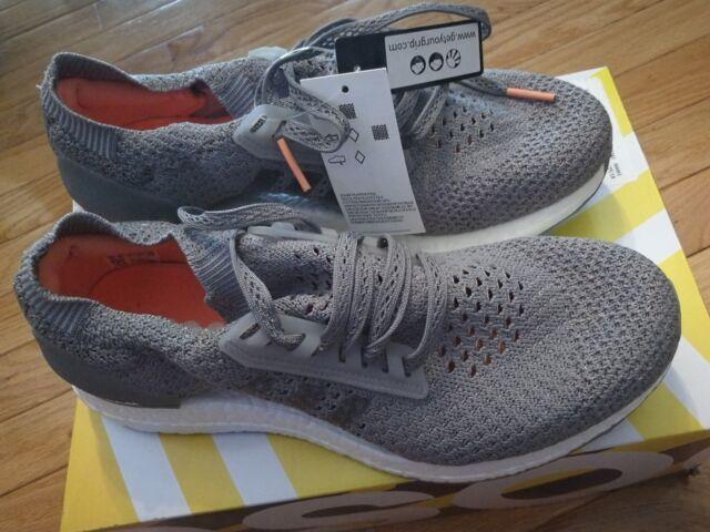 3b8632a7b5fab New Adidas Ultraboost X Clima CG3947 Women s Running Shoes US 10  200 Grey